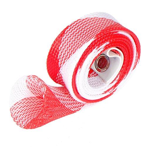 Deluxe Leaf Rake (Fischen-Schutz-Beutel-Gussteil-Angelrute-Hülsen-Abdeckungs-Pole-Glovers-Spitze-Schutz-Beutel-Socke 30mm 170cm (A))