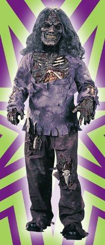 Zombie Komplette Kind Kostüm (groß) by Halloween FX (Kinder Komplette Zombie Kostüm)