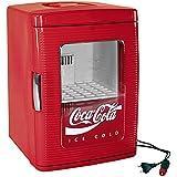 CocaCola 526430 Mini-Kühlschrank / 46 cm Höhe / rot