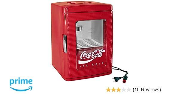 Mini Kühlschrank Für Gamer : Ezetil coca cola mini kühlschrank 25 mit transparenter tür 12 230v