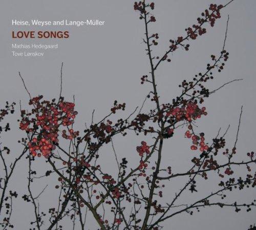 Mathias Hedegaard, Ténor - Tove Lonskov, Piano