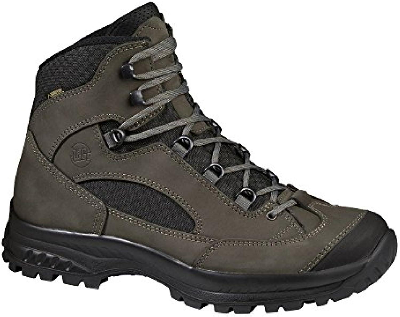 Hanwag Banks II Wide GTX - Calzado - gris/negro Talla del calzado 46,5 2017