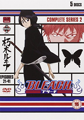 Bleach: Complete Series 2 [5 DVDs] [UK Import] (Bleach-complete Box Set)