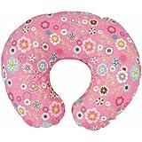 Boppy - Cojín de lactancia para bebé de 0 a 12 años, ergonómico e hipoalergénico, color rosa estampado