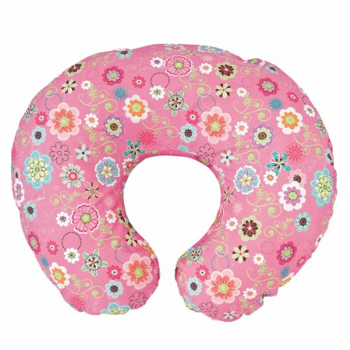 chicco-boppy-coussin-avec-housse-coton-polyester-wild-flowers