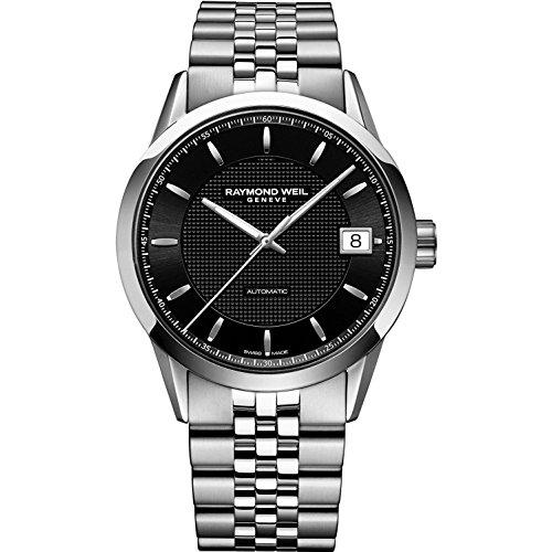 raymond-weil-herren-armbanduhr-42mm-armband-edelstahl-gehause-schweizer-automatik-analog-2740-st-200