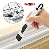 RACHEES® Dust Cleaning Brush for Window Frame, Keyboard with Mini Dustpan