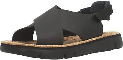 Camper Oruga, Sandali con Cinturino alla Caviglia Donna