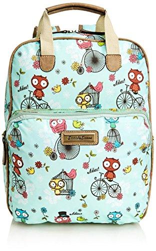 swankyswans-womens-pembleton-owl-essex-backpack-bag-plus-tablet-case-satchel-eb393-light-blue