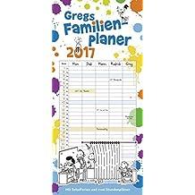 Gregs Familienplaner 2017 (Gregs Tagebuch)