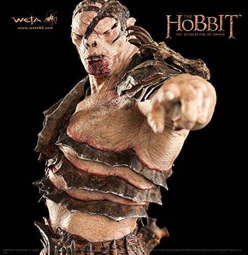 Weta–el Hobbit Bolg Figura, 9420024712818 3