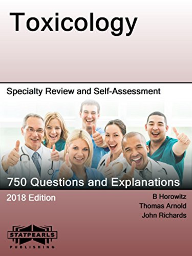 Toxicology: Specialty Review And Self-assessment (statpearls Review Series Book 248) por Statpearls Publishing Llc epub