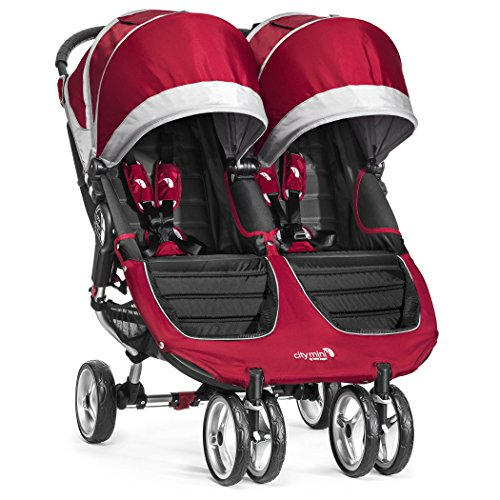 Baby Jogger City Mini Gemelar - Silla