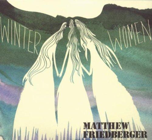 Winter Women / Holy Ghost by Matthew Friedberger (2009-09-29) (Jockey Women 9)