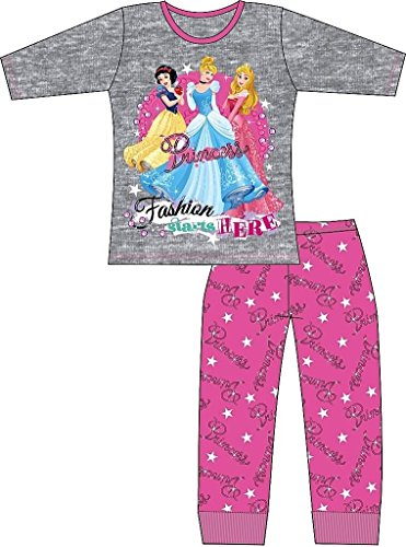 Disney Princess 'Fashion' 100% Cotton Pyjama Set
