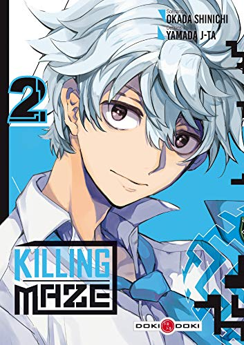 Killing Maze Edition simple Tome 2