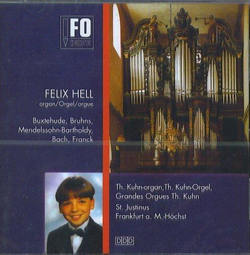 Orgelmusik aus St. Justinus (1999-05-03)