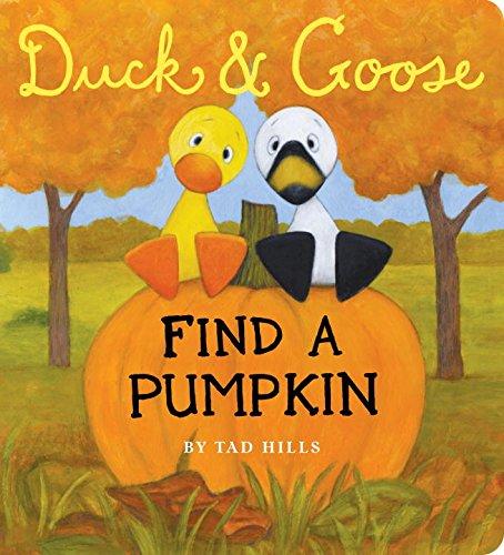 Duck & Goose - Find a Pumpkin