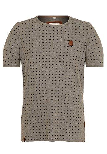 Herren T-Shirt Naketano Stricherjunge T-Shirt