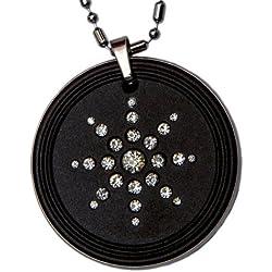 Aarogyam Energy Jewellery Quantum Science Pendant (CZ Stones)