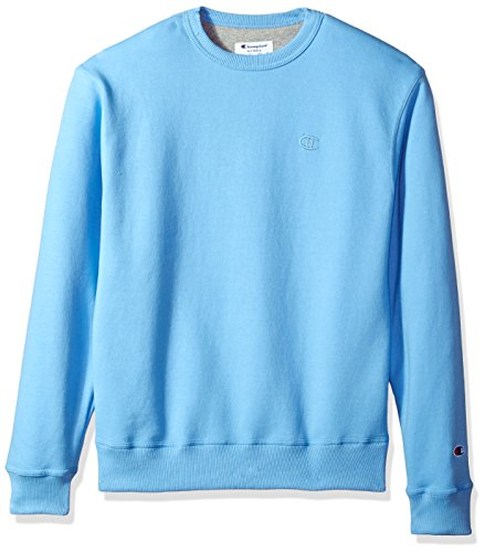 Champion Men's Powerblend® Fleece Pullover Crew XL Blue