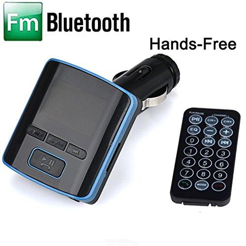 Preisvergleich Produktbild Omiky® 2017 Mode i6 BT Dual USB Ladegerät LCD Auto Kit MP3 Bluetooth FM Transmitter mit Freisprecheinrichtung
