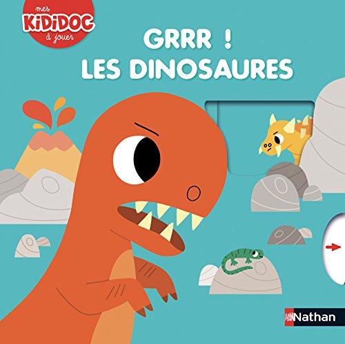 Grrr ! Les dinosaures - Kididoc Livre animé - Dès 2 ans (7)