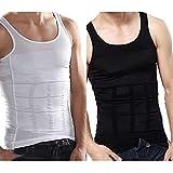 #10: Imported Men's Shapewear Body Shaper Vest Sliming Chest Waist Belly Underwear