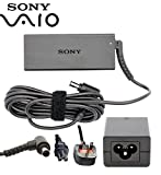 Original & Genuine SONY VAIO Part Number VGP-AC19V67 Charger 1 Years Warranty and FREE UK Mains Lead included
