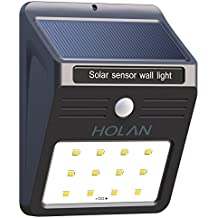 Luci Solari Holan 12 LED Lampada Wireless