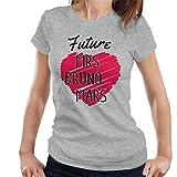 Photo de Coto7 Future Mrs Bruno Mars Women's T-Shirt par Coto7
