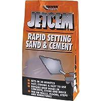 Everbuild EVBJETX2 - Cemento, 1 unidad de 2 kg