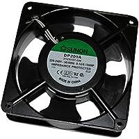 Fan / Ventilateur 230V 22W 120x120x38mm 161m³/h 44dBA ; Sunon DP200A2123XST