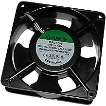 Sunon DP200A2123XST - Ventilador (120x120x38mm, CA 230V, 2700 U/min, 44dBA
