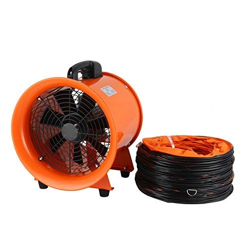 Mophorn Ventilador Profesional para Construcción 2295CFM Ventilador de Piso Industrial 220 V...
