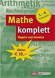 Mathe komplett: Regeln und Gesetze - 5.-8 - Schuljahr - Hans Bergmann