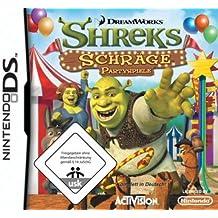 Shreks schräge Partyspiele