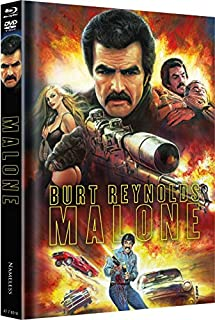 Malone - Limited Edition - Mediabook (+ DVD), Cover B [Blu-ray]