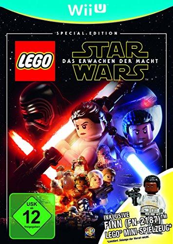 Warner Games LEGO Star Wars: Das Erwachen der Macht - Special Edition (exkl. bei Amazon.de) - [Wii U]