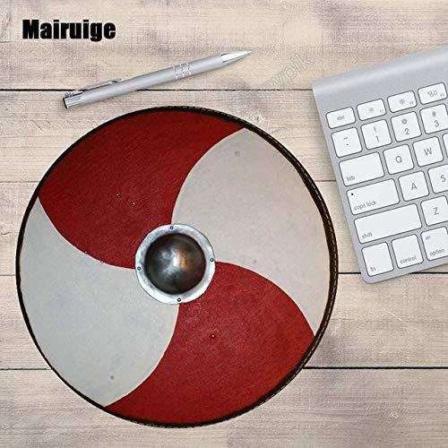 Rundes Schild Mauspad Persönlichkeit Mauspad Hochwertige Geschwindigkeit Mauspad Mauspad von On und Office 220x220X2MM -