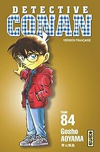 Détective Conan Edition simple Tome 84
