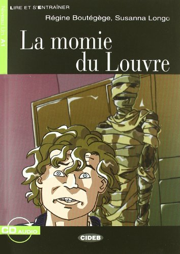 La Momie du Louvre (1CD audio)