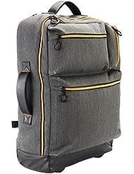 Cabin Max Oxford Trolley 55x40x20cm Válida como equipaje de mano – Trolley/mochila multifunción