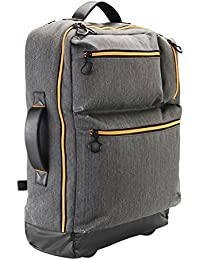 Trolley Cabin Max Oxford 55x40x20cm Carry On - Sac à dos Multi-fonctions et trolley
