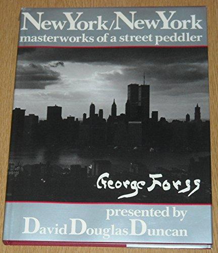 New York / New York: Masterworks of a Street Peddler
