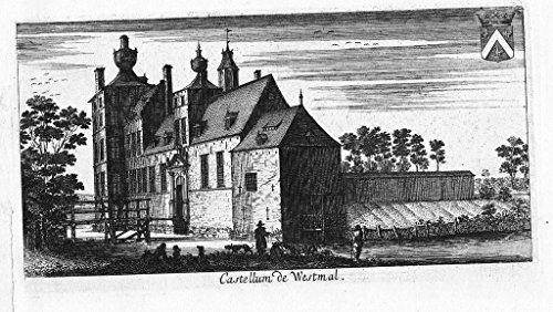 kasteel-westmalle-malle-antwerpen-gravure
