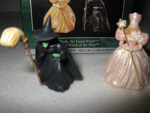 Gute Hexe Aus Der Zauberer Von Oz - Hallmark 1997 Ornament der Zauberer von