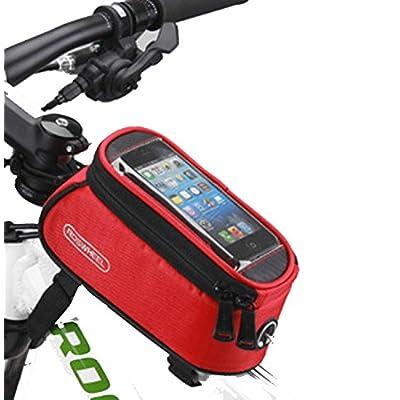 Roswheel Multi-function Cycling Bicycle Bag Bike Rear Seat Carrier Basket Rack Pannier 13L - bike-backpacks
