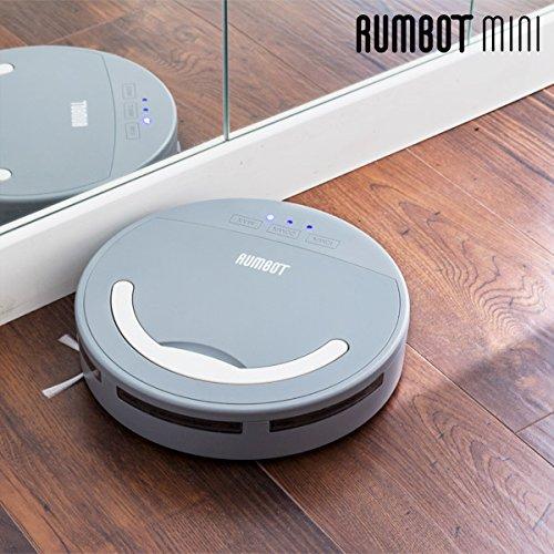 qtimber Robot Aspirador Rumbot Mini 39.5 x 12 x 36 cm robot aspirapolvere