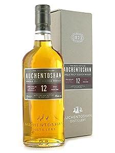 Auchentoshan 12 Year Old Single Malt Scotch Whisky 20cl Bottle by Auchentoshan